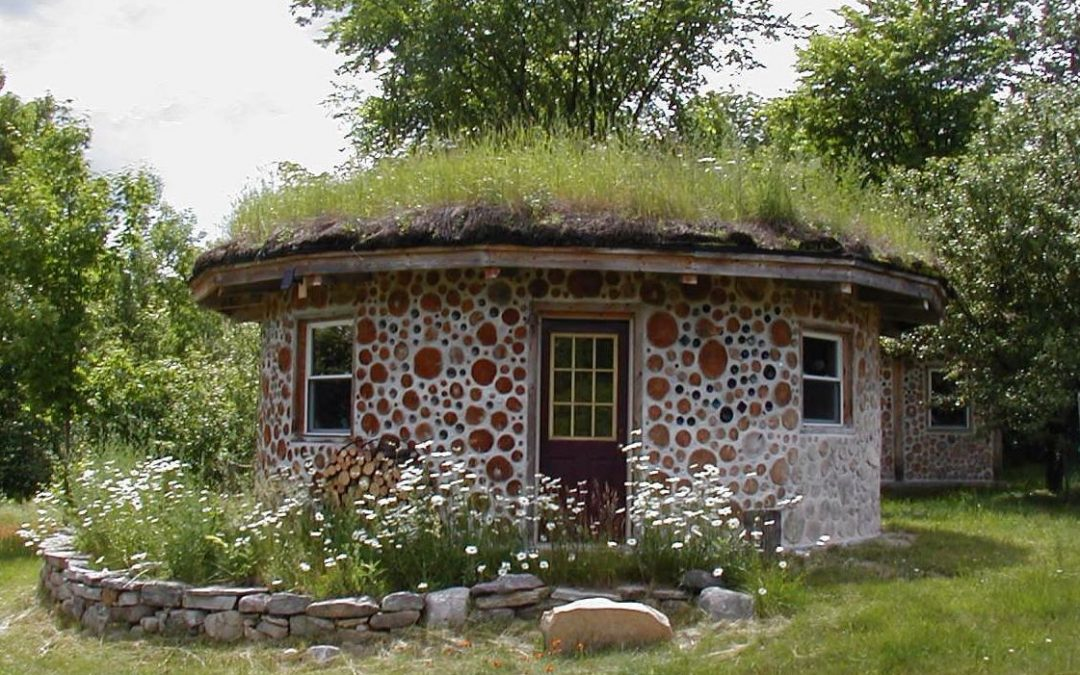 Cordwood Guesthouse in upstate New York