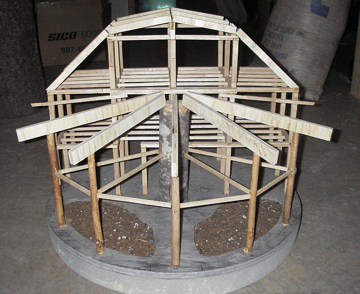 Sebastien Demers 12 build a model
