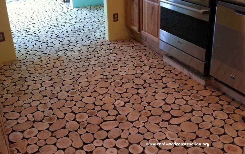 Cordwood Flooring Update