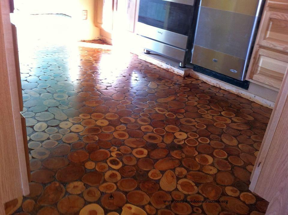 Sunny Pettiz Lutz Cordwood floor 5