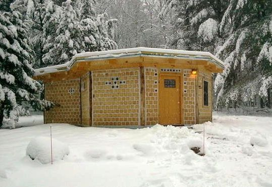 AirBnB Rarilee Conway Adirondacks cordwood 1a