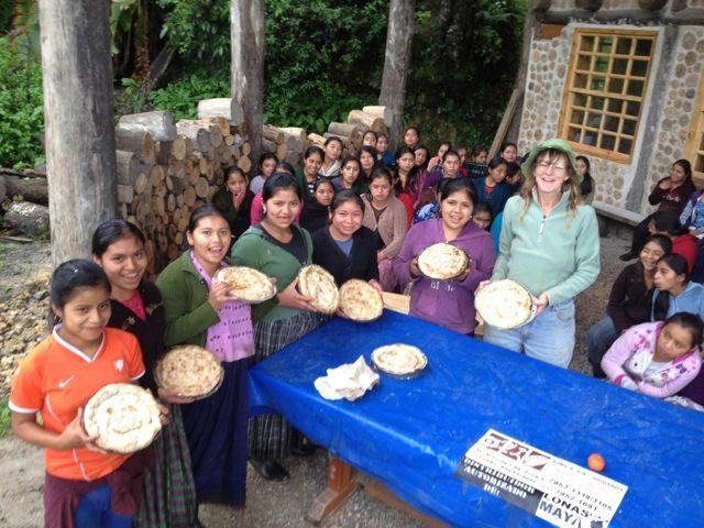 CCFC Pineapple pie class