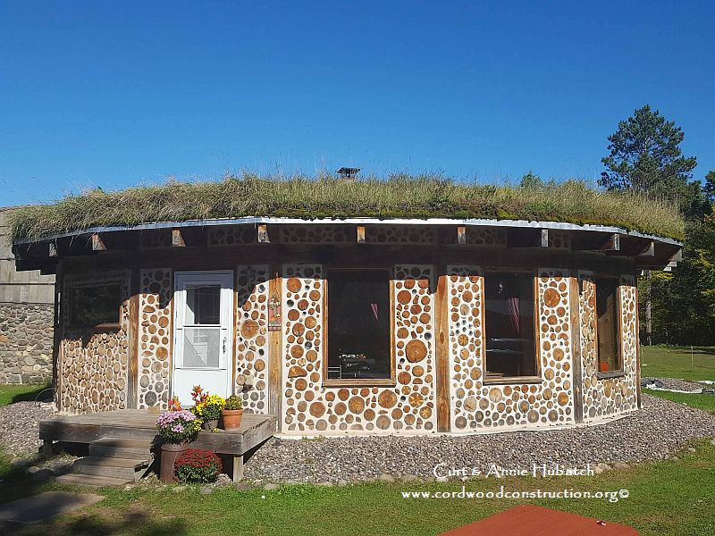 Cordwood: Living off the land