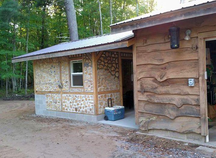 Kathy and Craig UP sauna 11