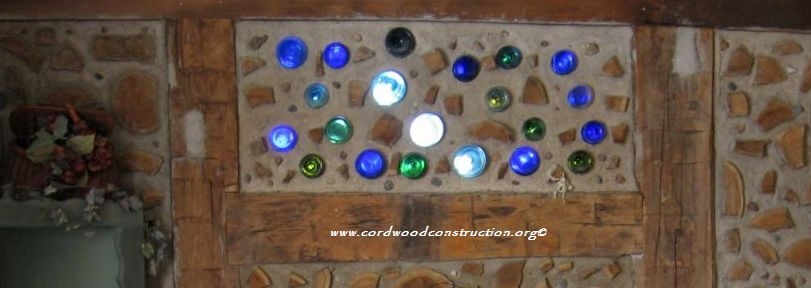 Cordwood Outhouses & Bathrooms