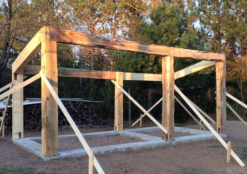 Novitch sauna 9A grade beam.jpg