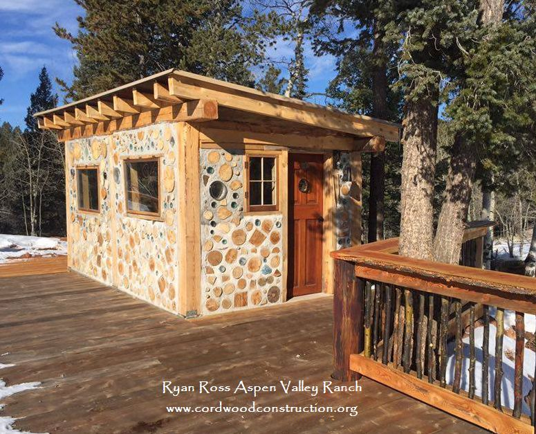 Colorado Cordwood at Aspen Valley Ranch