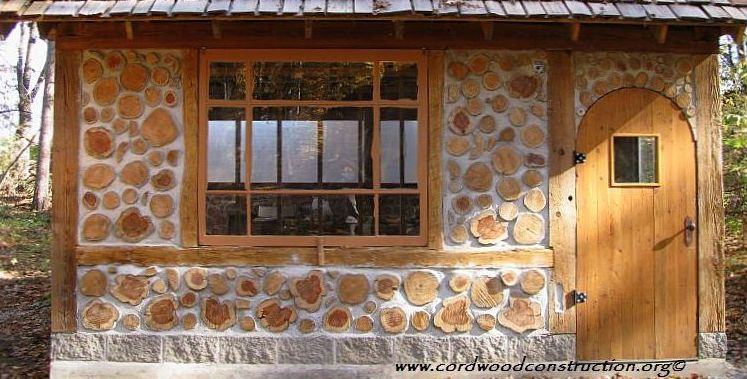 Cordwood Books & Videos