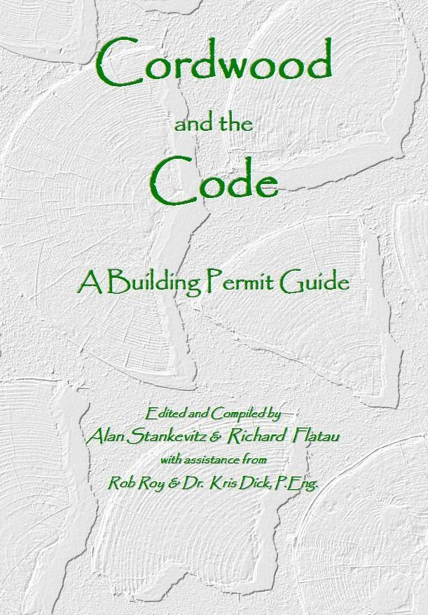 Cordwood & the Code in Canada NEW DATA
