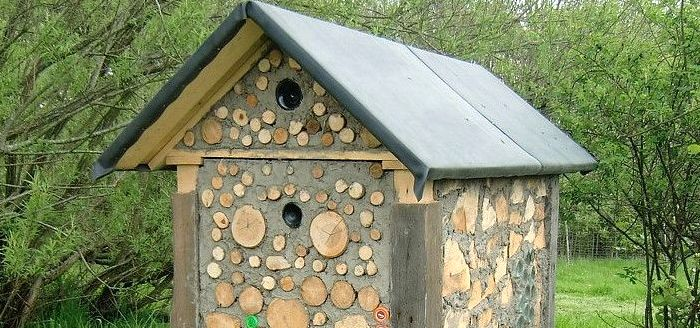 Cordwood Doghouses around the world