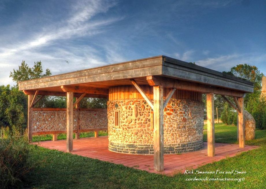Cordwood and the Starwall