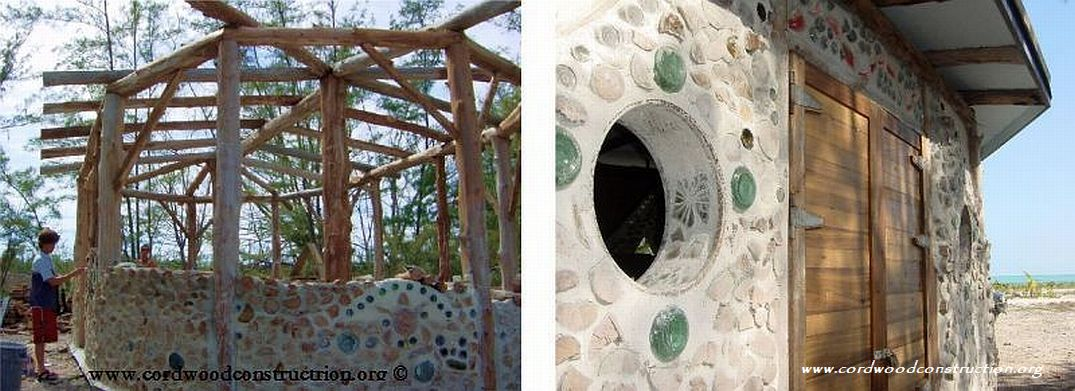 Cordwood on the Beach (Bermuda)