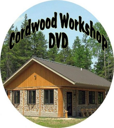 Cordwood Workshop DVD 3