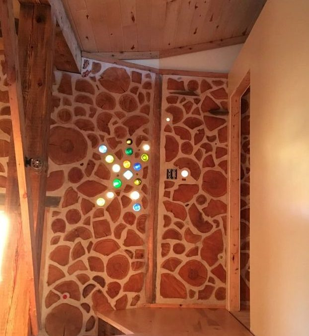 Cordwood to the Nth Degree:  Nerdwood