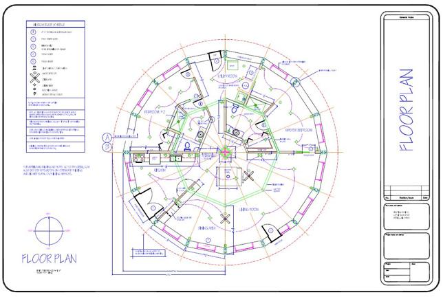 Cordwood House Plans Cordwood Construction
