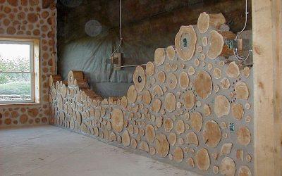 Double Wall Cordwood