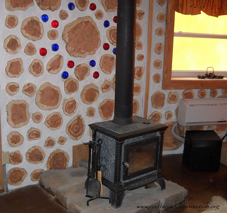 Wood Stoves For Cordwood Homes Cordwood Construction