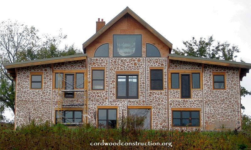 Cordwood Homes Inside & Out