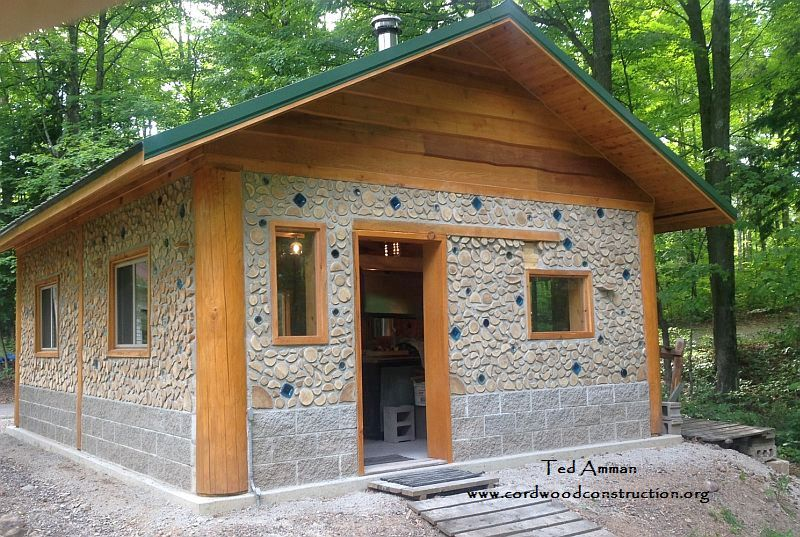 Cordwood Maple Sugar Shack