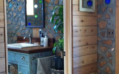 "Cordwood Beauty in Wisconsin is ""Best Practices"""