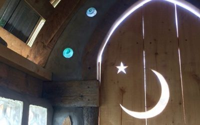 "Alaska Cordwood is ""Over the Moon & Stars"""