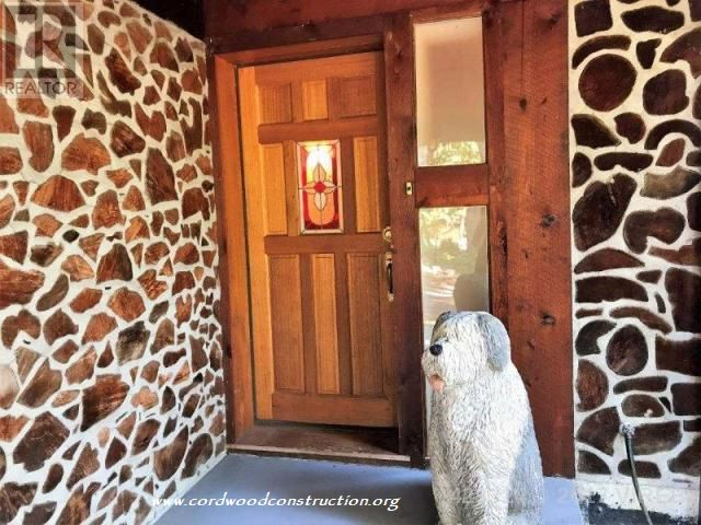 Cordwood House For Sale