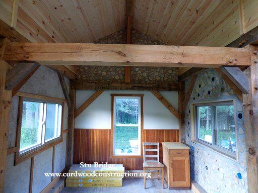 Cordwood Cabin Amp 35 Acres For Sale In Wisconsin Cordwood