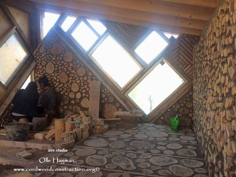 Cordwood Organic Vegetable Store