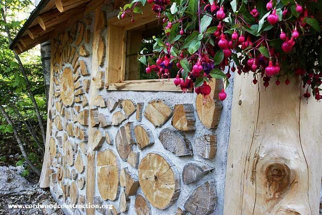 Copper Harbor Cordwood Masterpieces